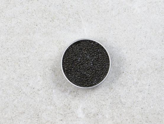 Boîte de caviar de 100g