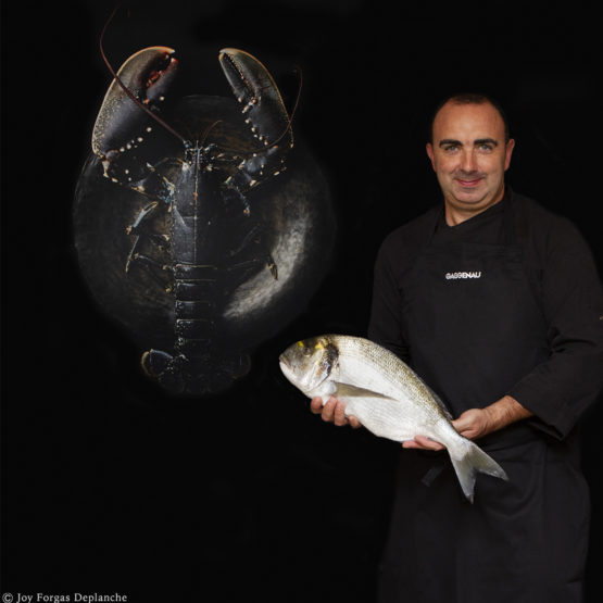 Christophe Hierax, poissonnier
