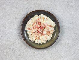 Grande salade de crabe