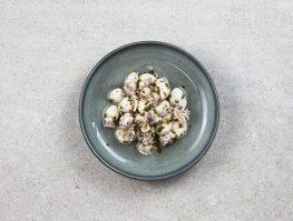 Salade de seiches au persil et à l'ail