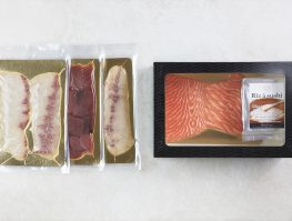 Box pour faire ses sushis soi-même