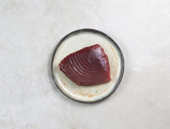 Un pavé de thon